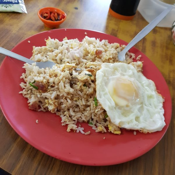 breakfast malacca