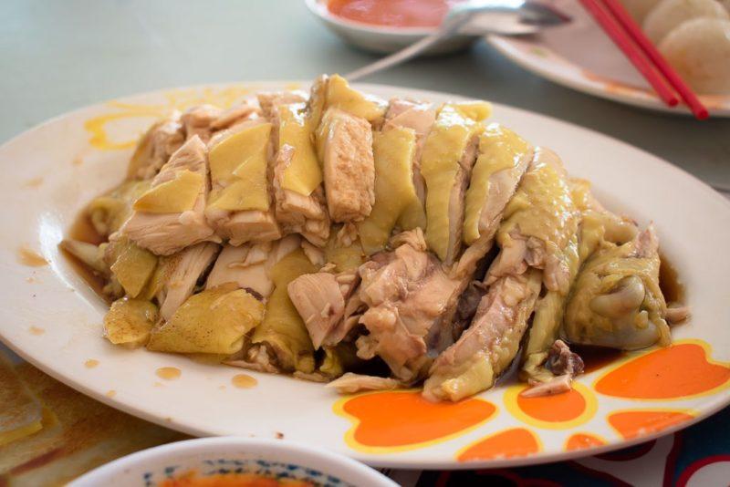 breakfast in malacca