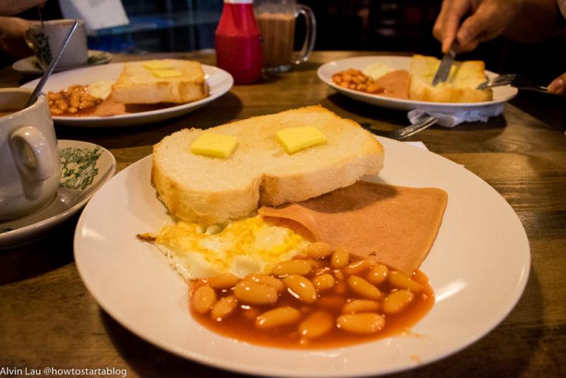 melaka breakfast