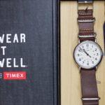 timex weekender unisex watch