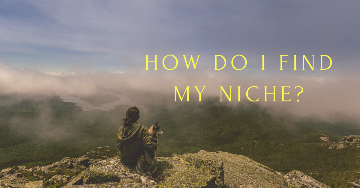 how do you decide on a niche for your blog