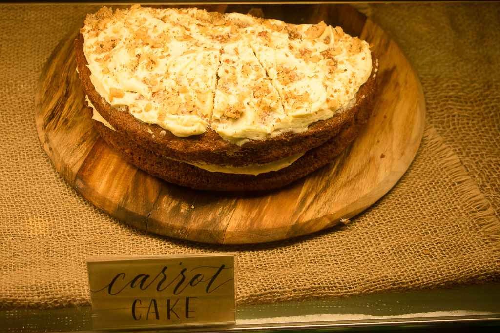 the daily fix cafe carrot cake