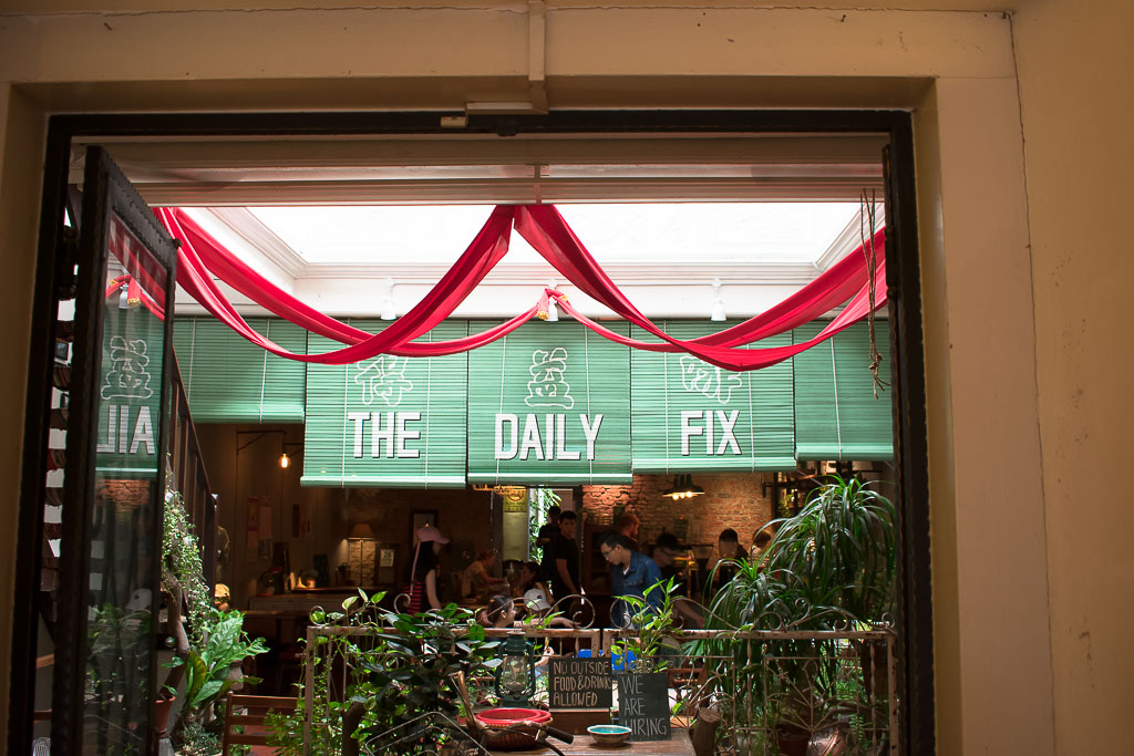 the daily fix cafe malacca