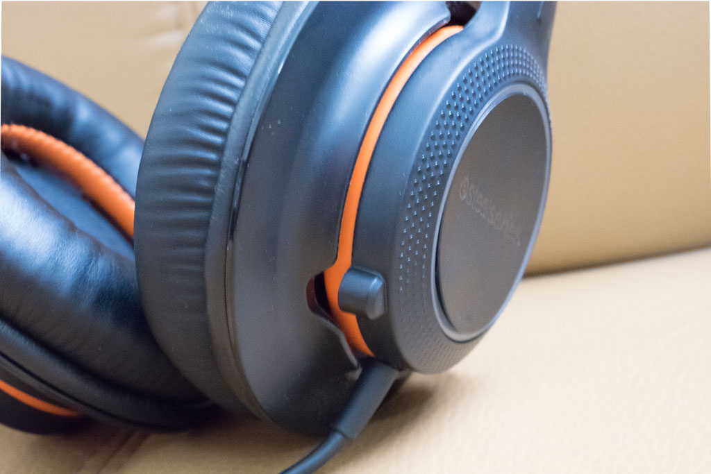 steelseries siberia 150 headset microphone
