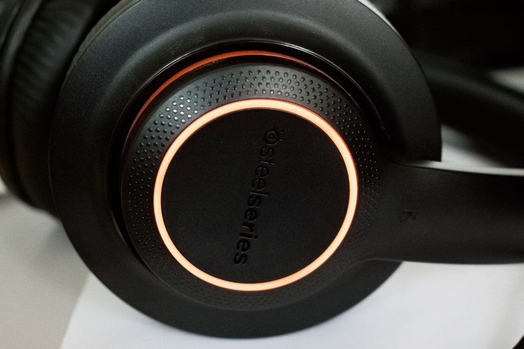steelseries siberia 150 headset illuminated