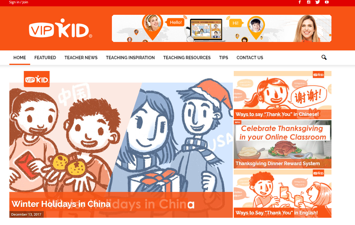 vipkid - work from home english tutoring