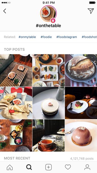 instagram stories hashtags