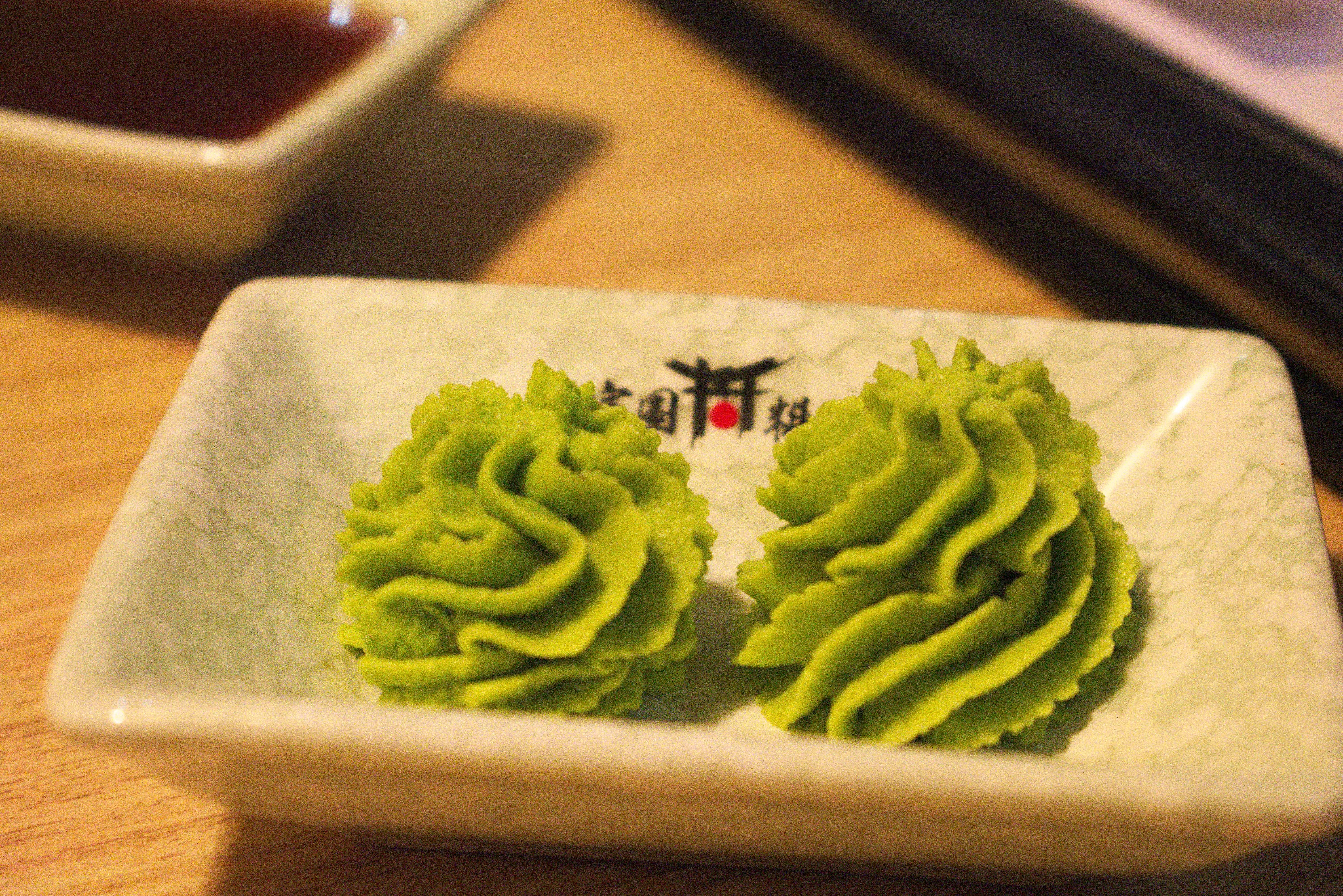 fugo ryori wasabi