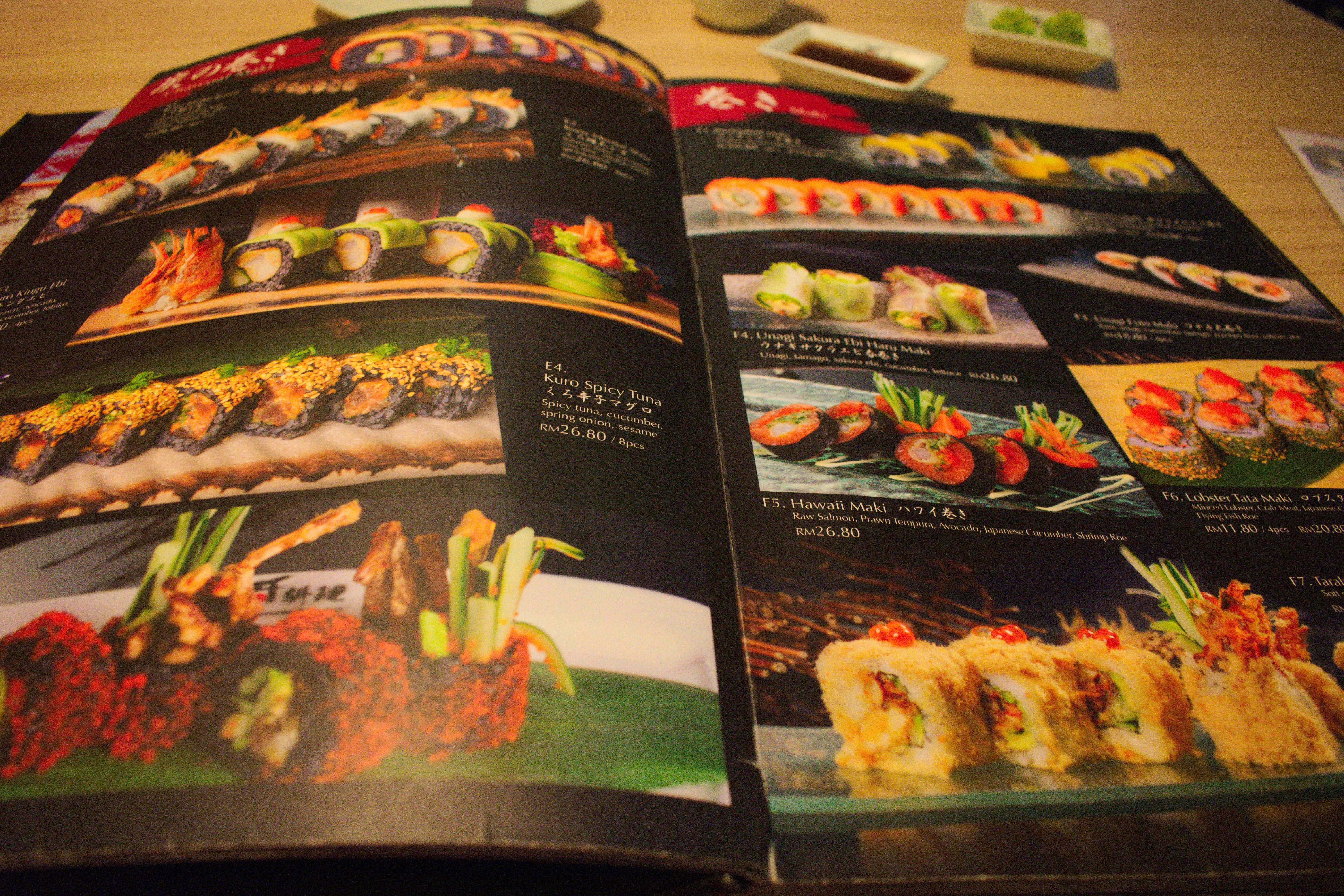 fugo ryori japanese restaurant