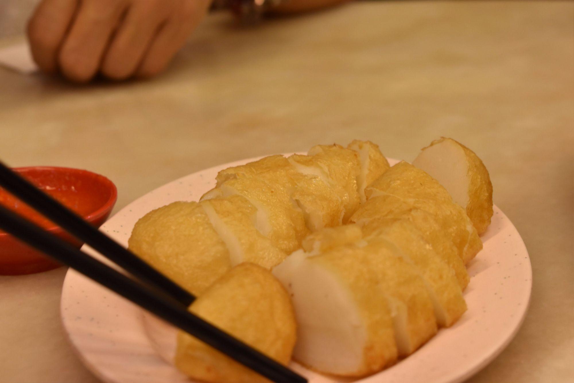ming fa fishcakes