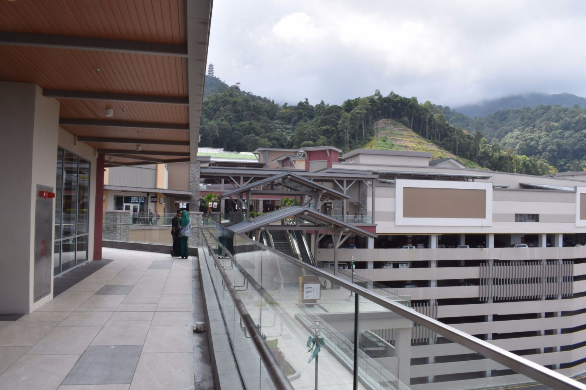 genting premium outlet at genting highlands
