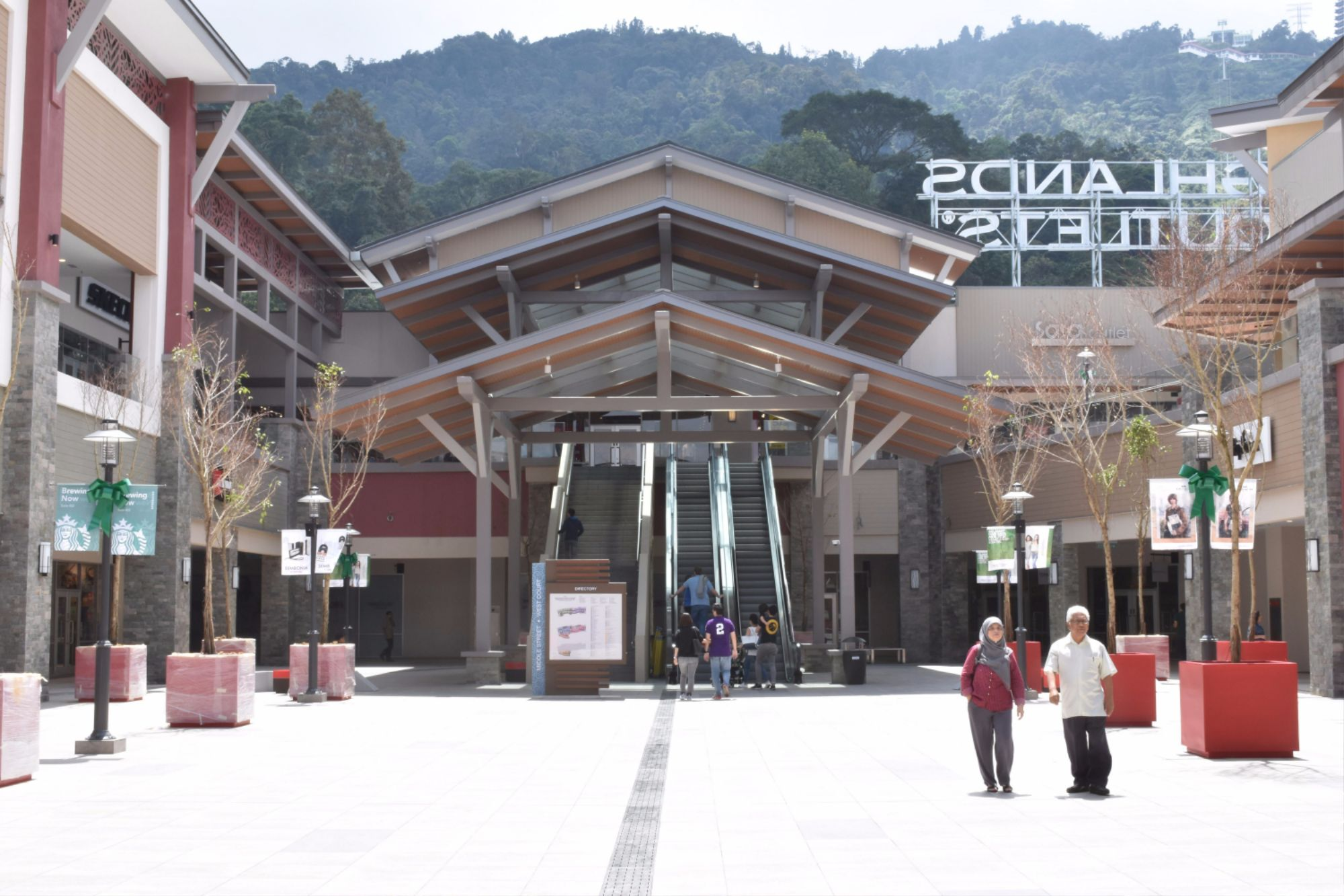 genting highlands premium outlet