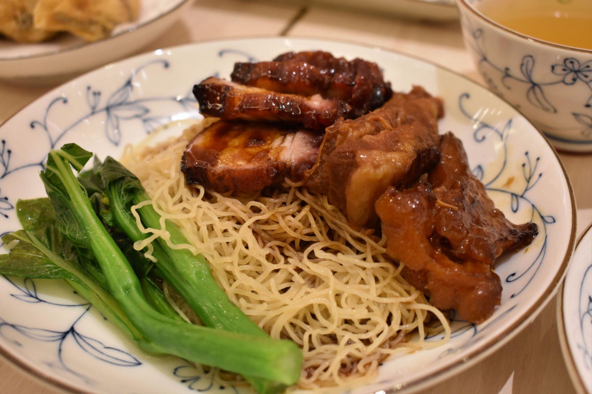 canton-i sky avenue genting highlands noodles
