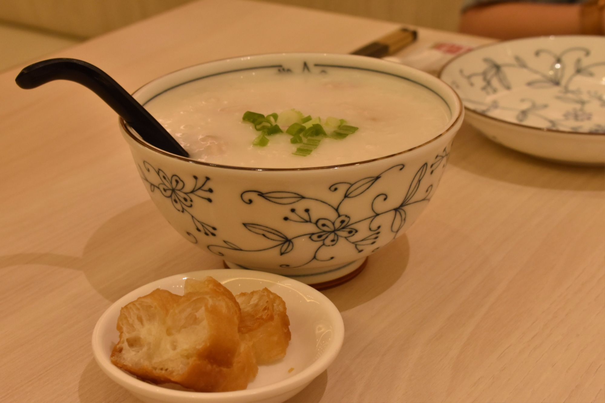 canton-i sky avenue genting highlands porridge