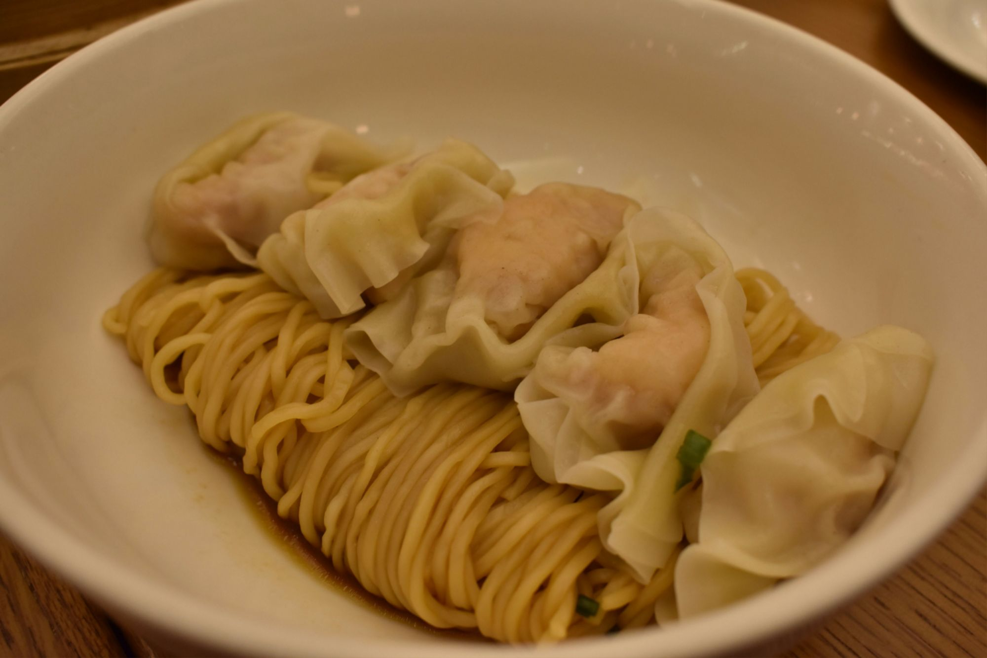 din tai fung sky avenue genting highlands noodles