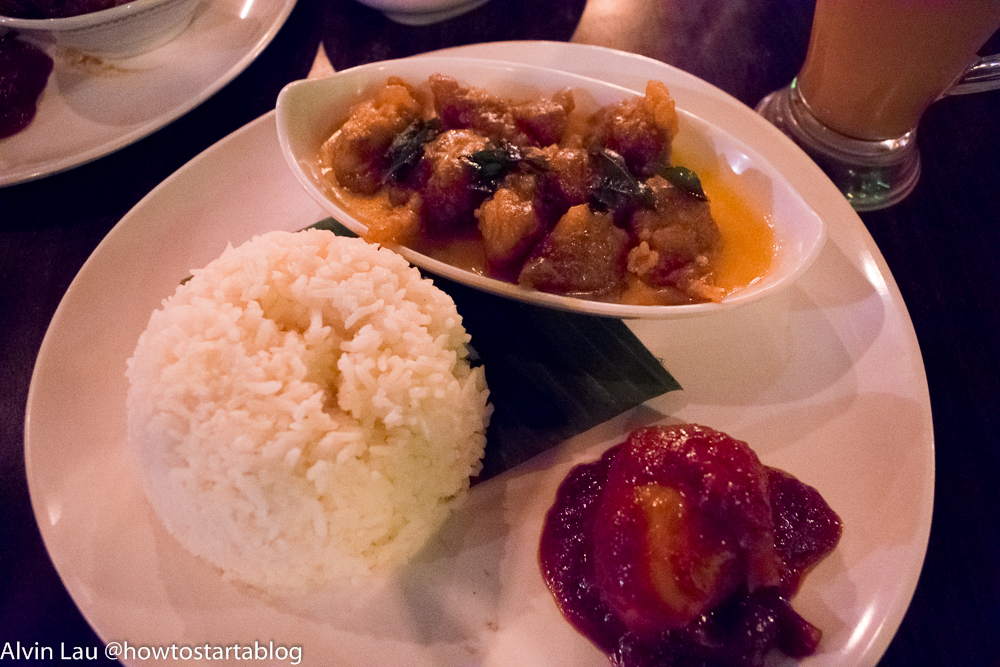 reminisce cafe mid valley megamall