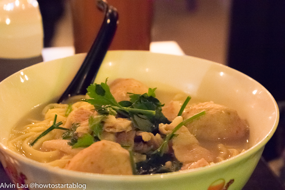 reminisce cafe midvalley pork soup