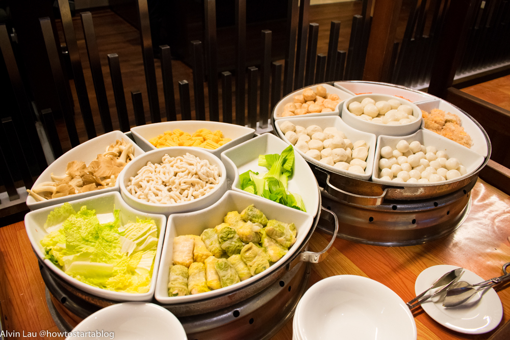swiss garden buffet dinner steamboat