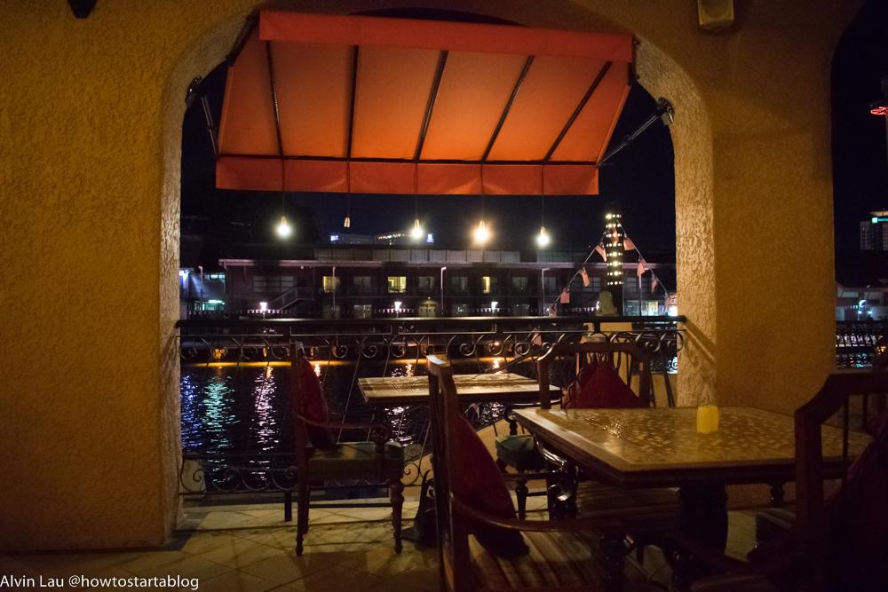 casa del rio melaka river grill cafe