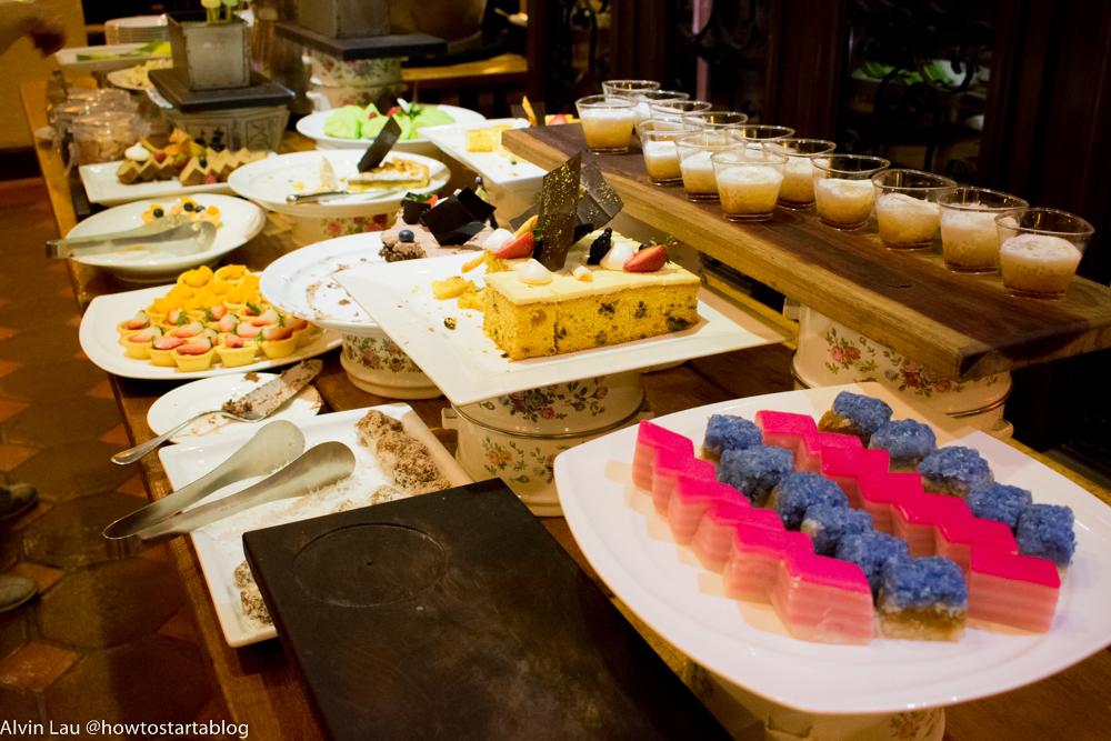 casa del rio melaka dessert