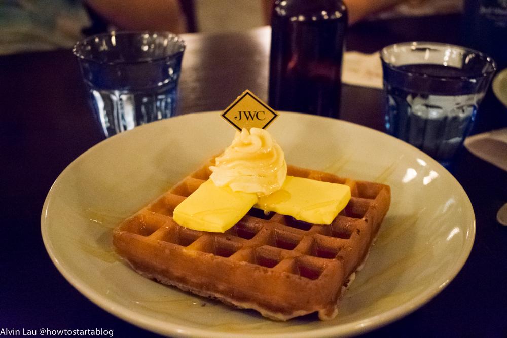 the peninsular tailor cafeteria melaka waffle