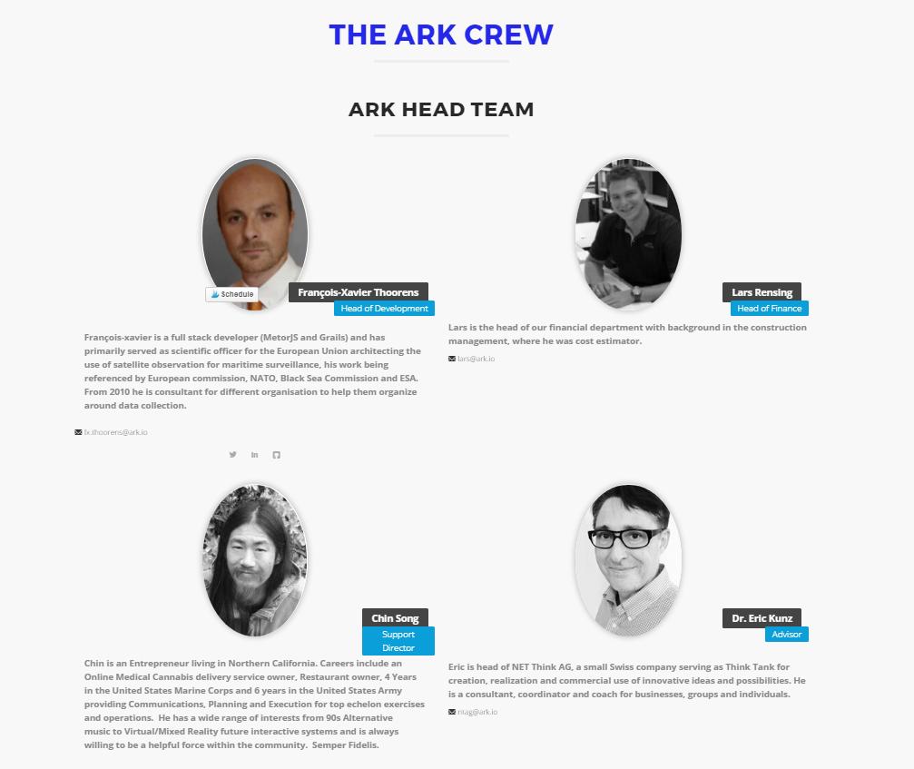 ark team 1
