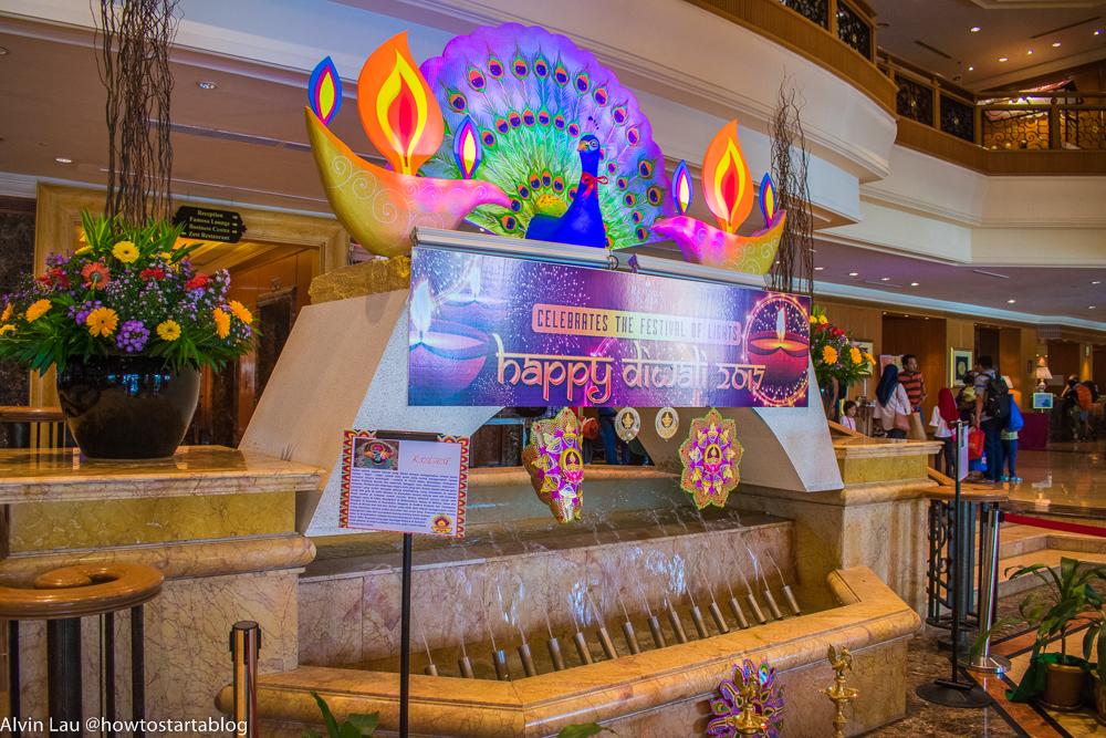 ramada plaza hotel buffet melaka