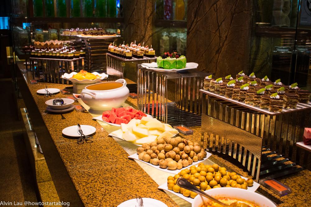 best buffet in melaka 2017