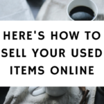 Here's How To Sell Your Used Items Online