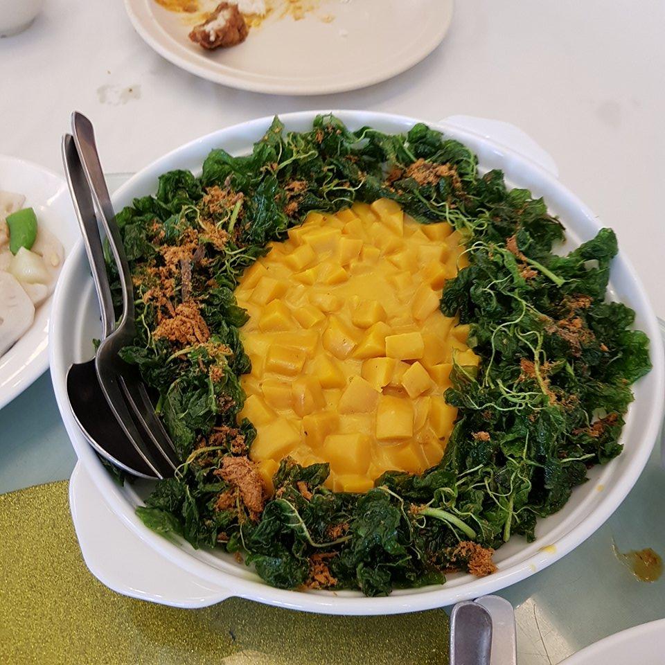 dinner in melaka - bei zhan