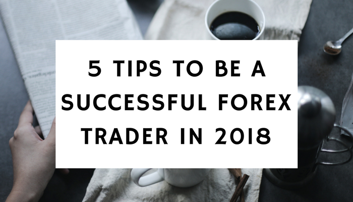 I want to be a successful forex trader