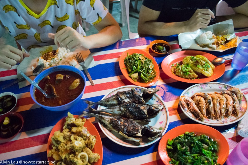 what to eat for dinner in melaka