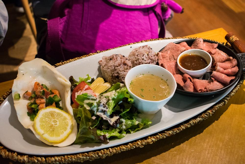 moana kitchen cafe takashimaya shinjuku review
