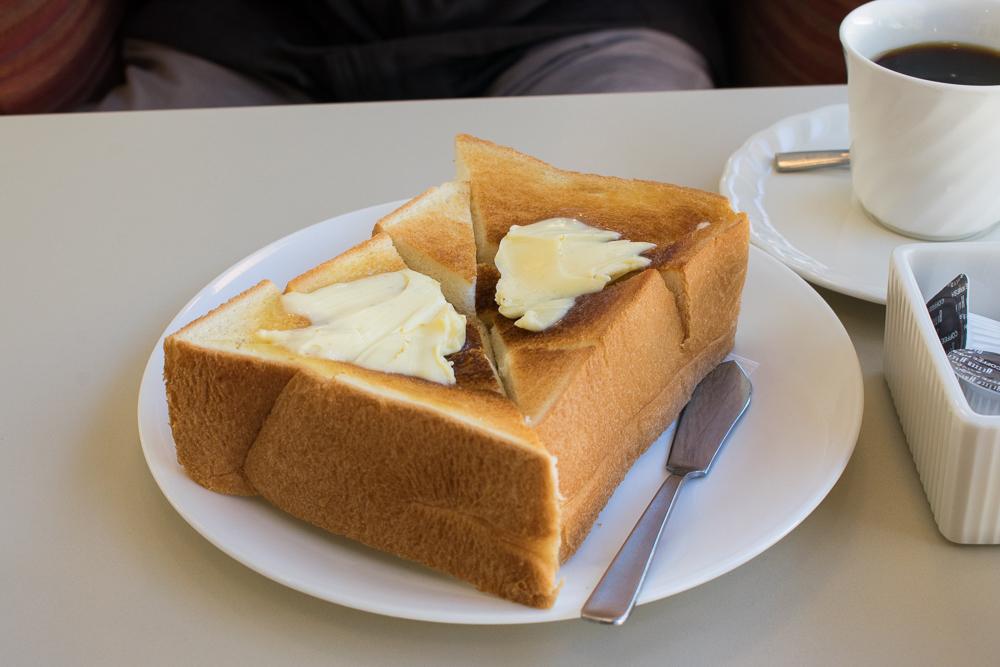 hakone day trip breakfast