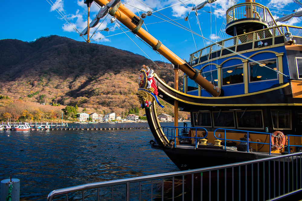 hakone cruise ship day trip