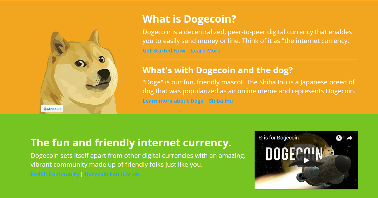 what is dogecoin and its potential