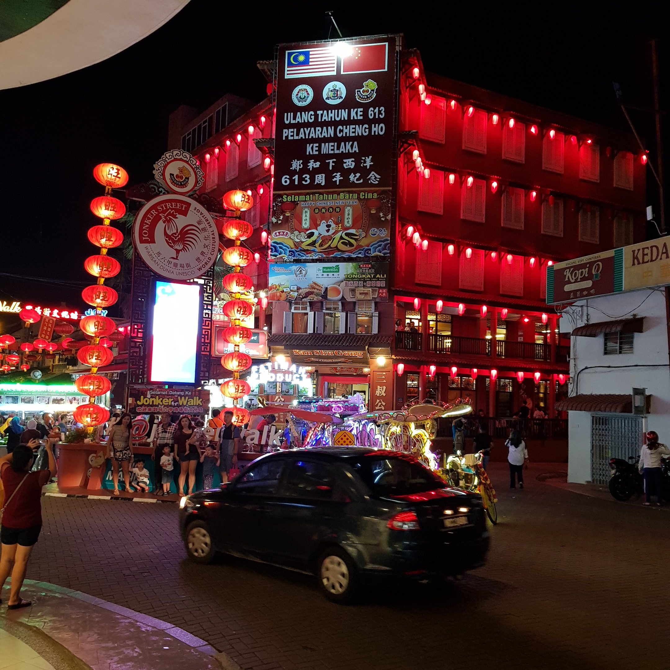 top places to visit in melaka