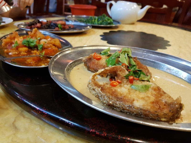 top food in malacca - hakka zhan