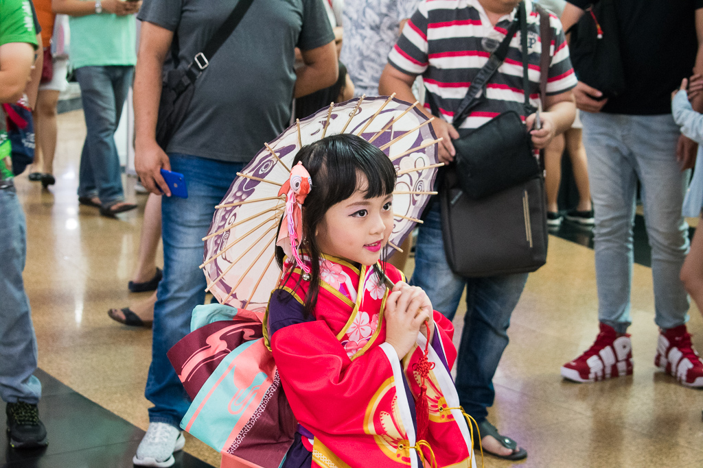 dataran pahlawan anime fest 2018 photos