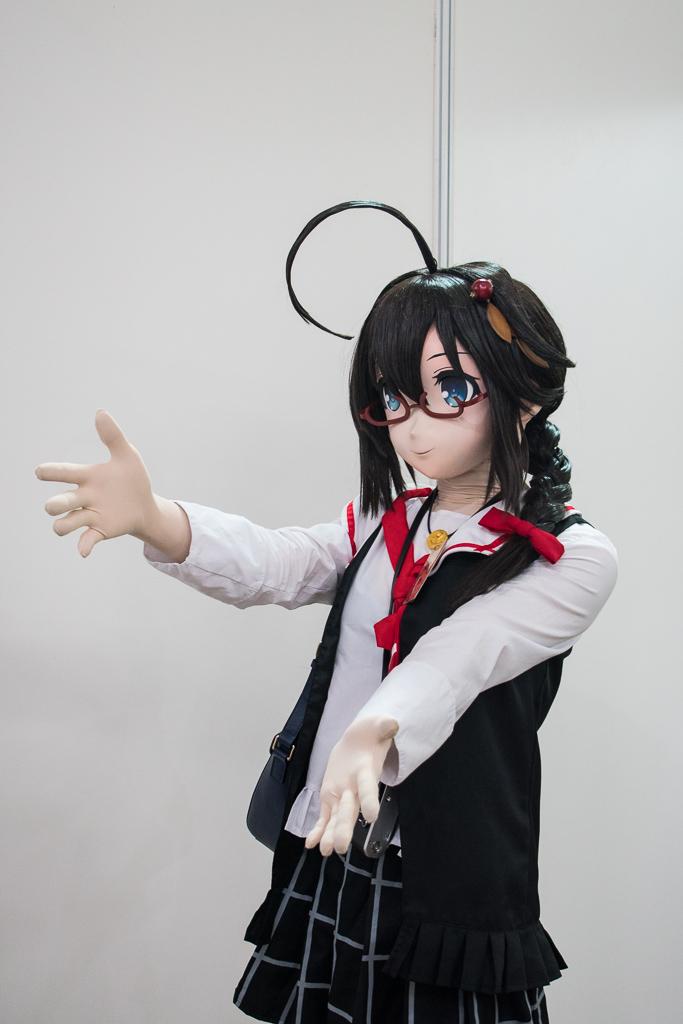 dataran pahlawan anime fest 2018