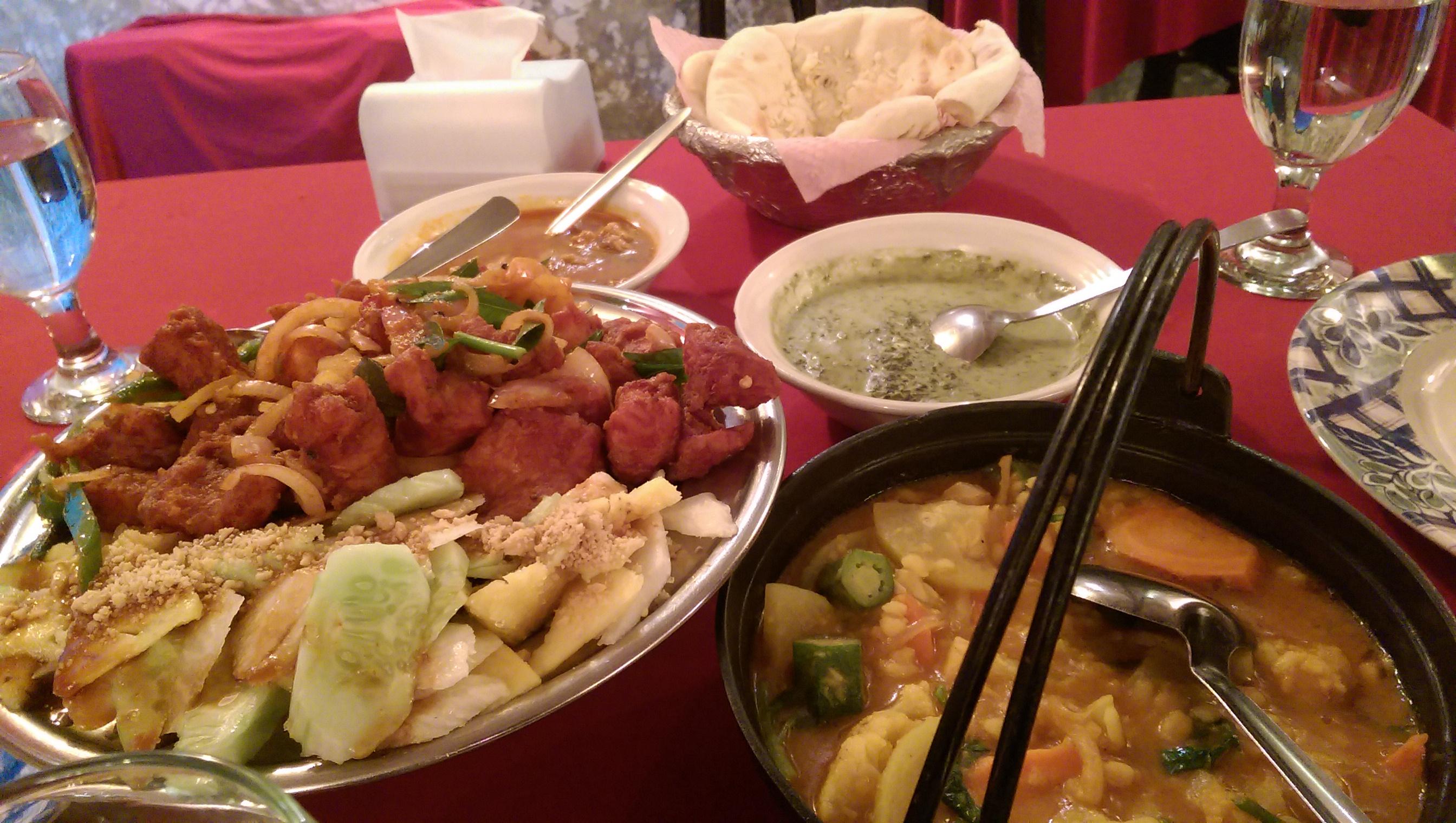 top food in melaka