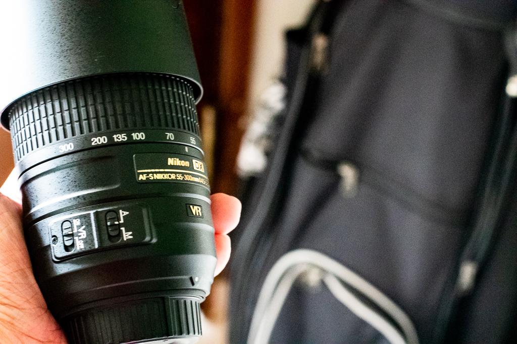 nikon af-s nikkor 55 - 300mm zoom lens review