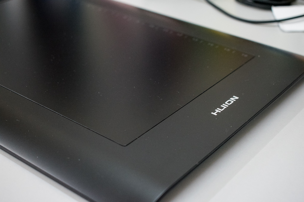 huion drawing tablet review