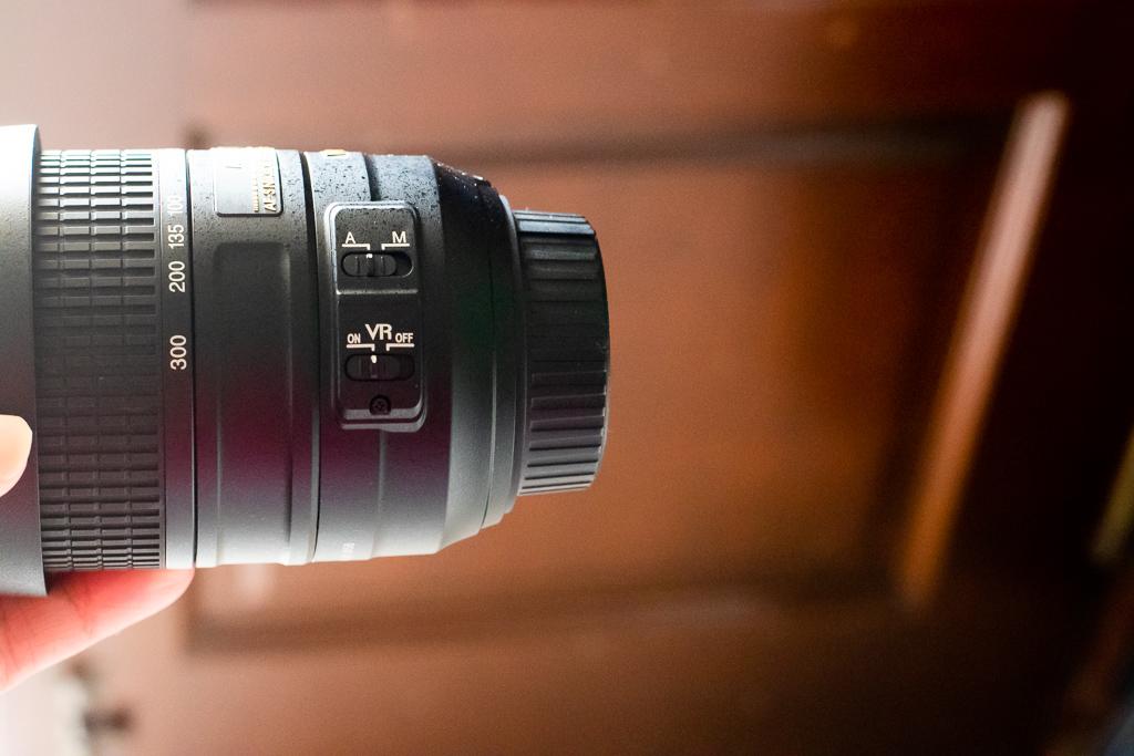nikon 55 - 300mm zoom lens review