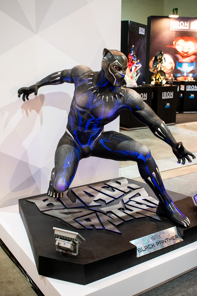 tagcc black panther figurine