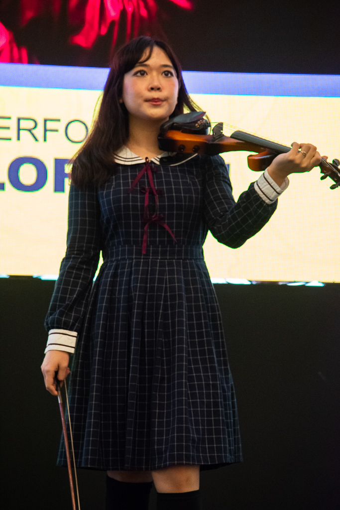 tagcc violin performance 2018
