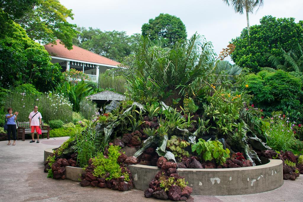 singapore botanic gardens house