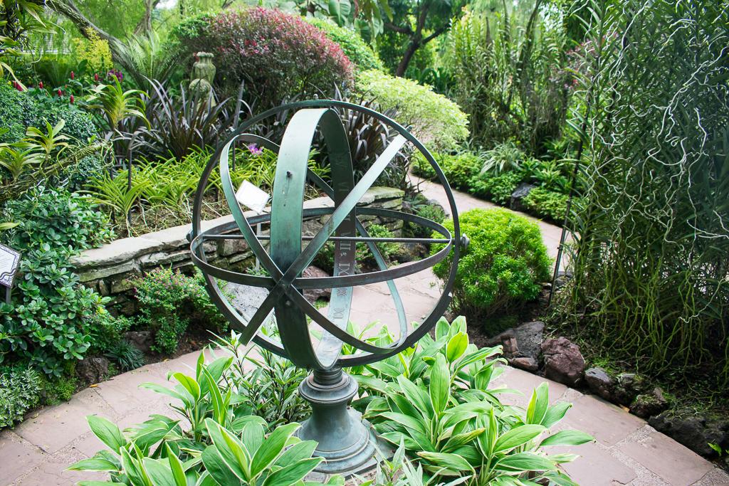 singapore botanic gardens globe
