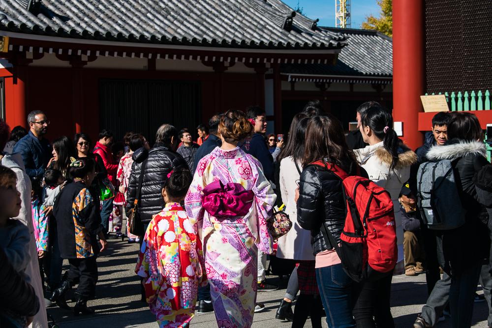 rent kimono in asakusa