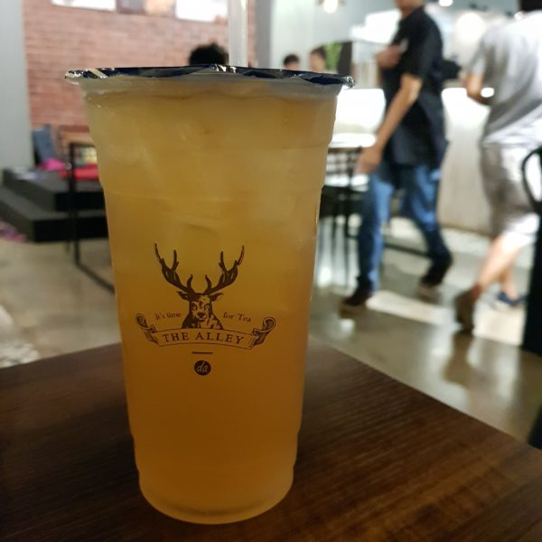 The Alley Melaka - Great Ambience And Tea - Ordinary Reviews